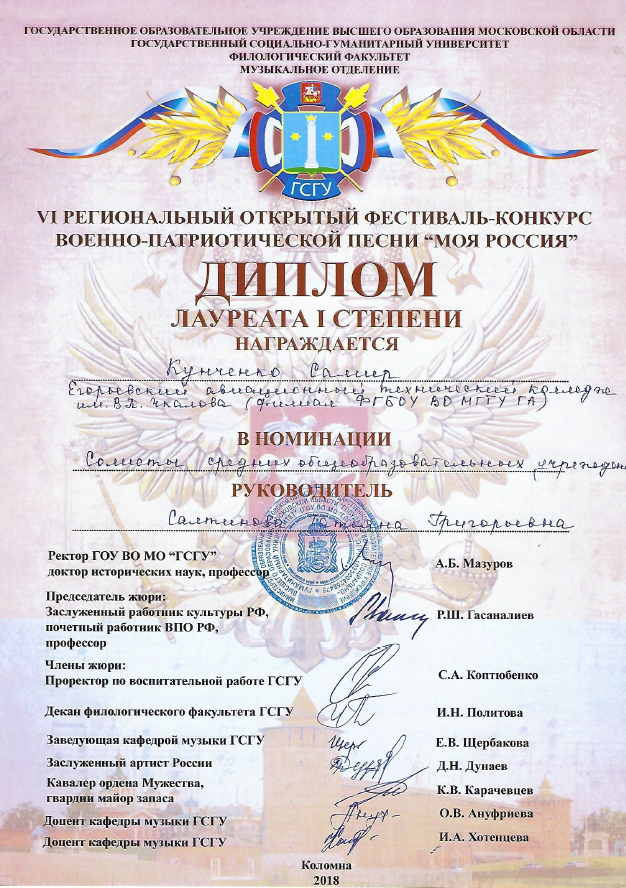 Кунченко