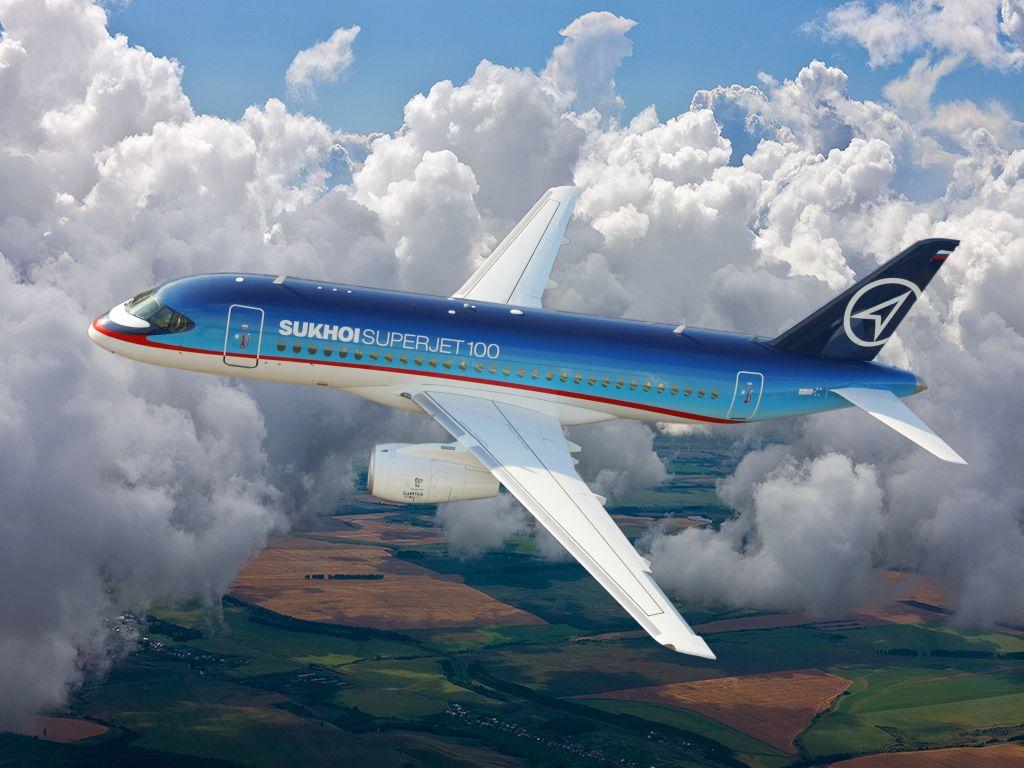 Российские самолеты «Sukhoi SuperJet» покоряют заграницу