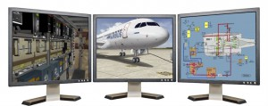 Aerosim-maintenance-training-computers