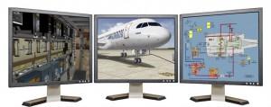 Aerosim-maintenance-training-computers